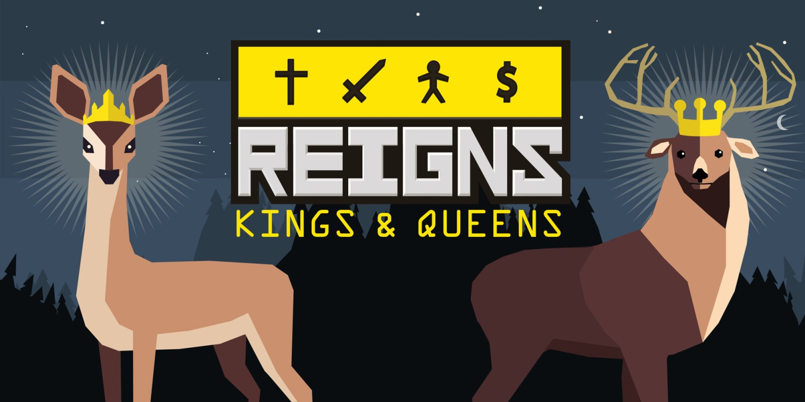 Reigns: Kings & Queens
