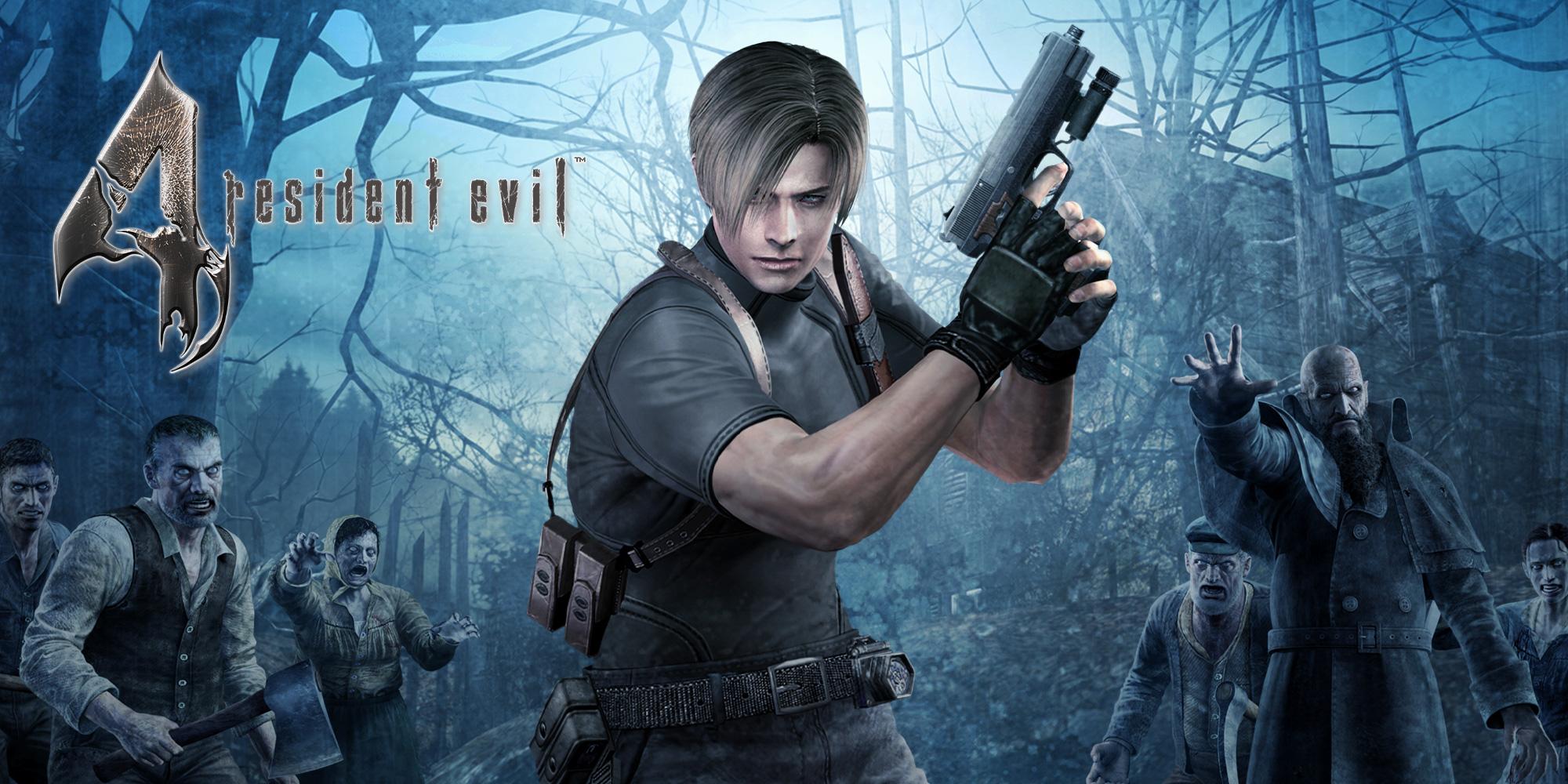 Resident Evil 4 | Jeux à télécharger sur Nintendo Switch | Jeux | Nintendo