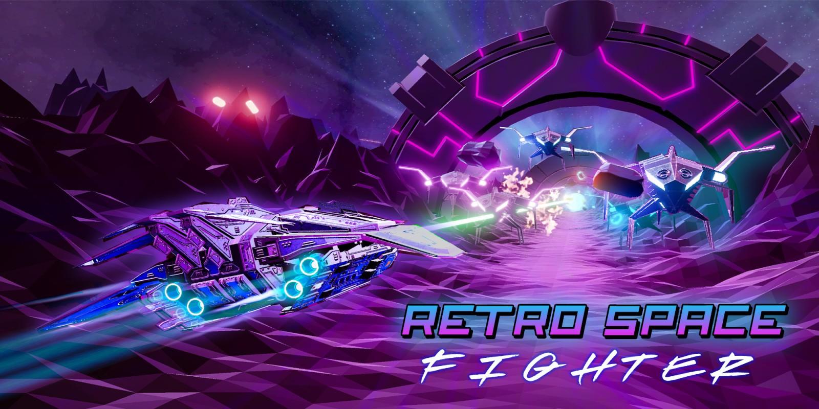 Retro Space Fighter