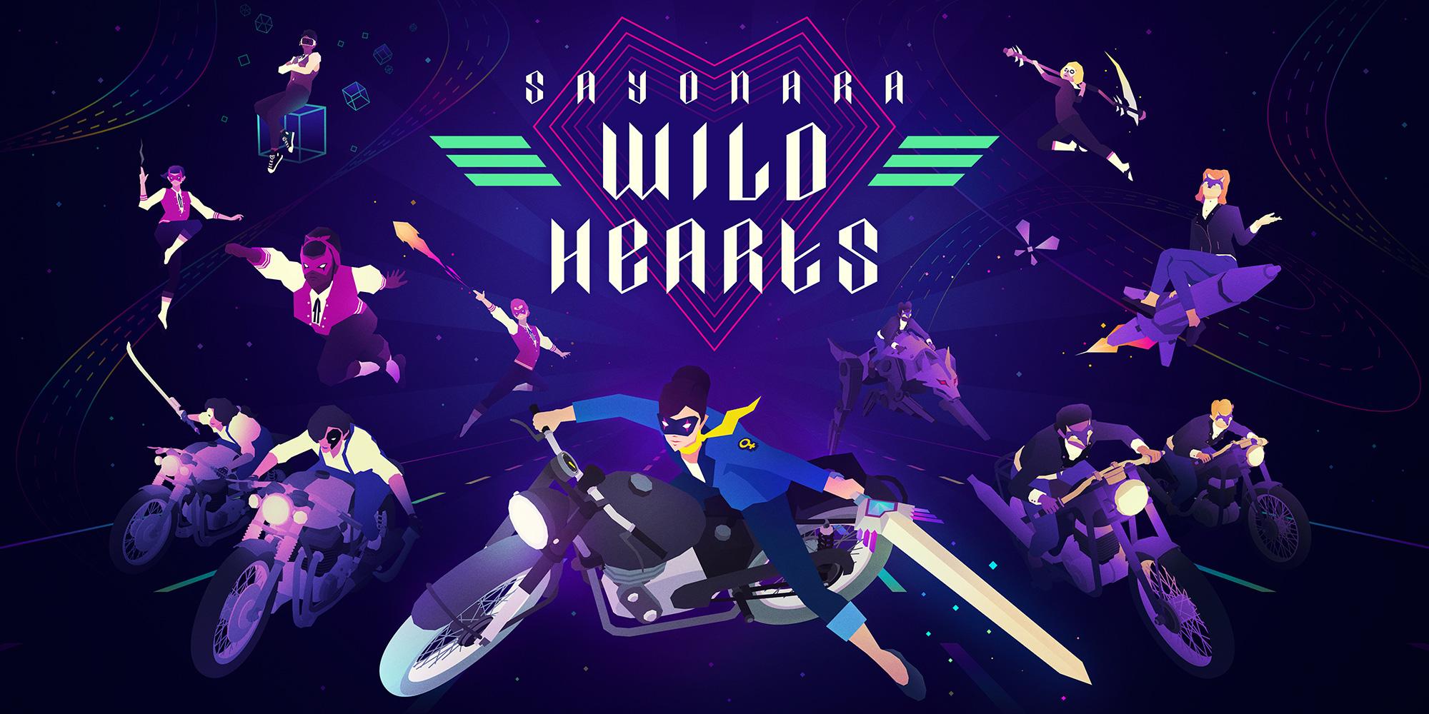 Sayonara Wild Hearts   Nintendo Switch Download-Software   Spiele   Nintendo