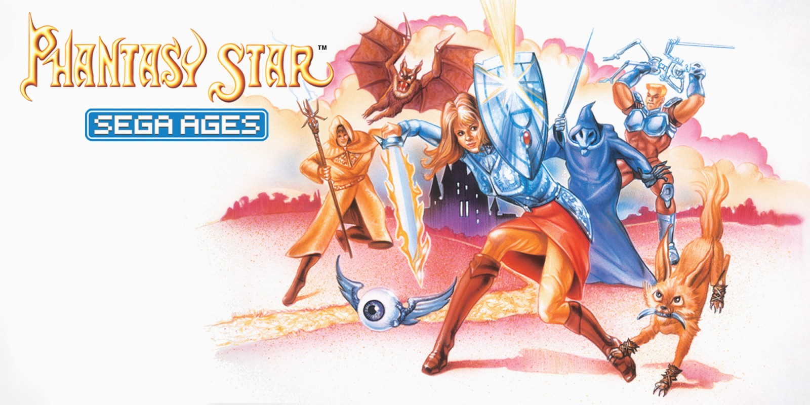 SEGA AGES Phantasy Star