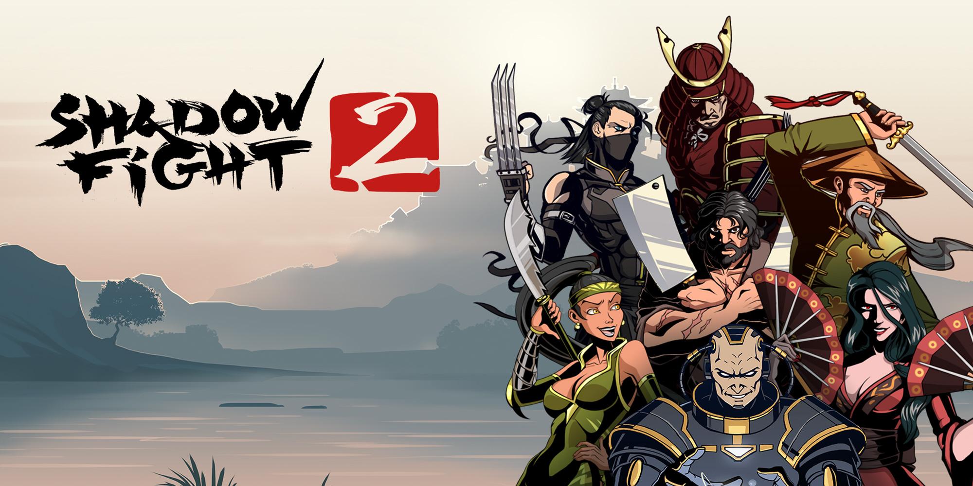 Shadow Fight 2   Jeux à télécharger sur Nintendo Switch