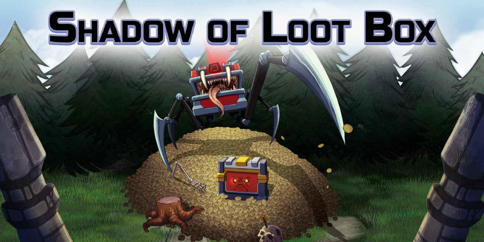 Shadow of Loot Box