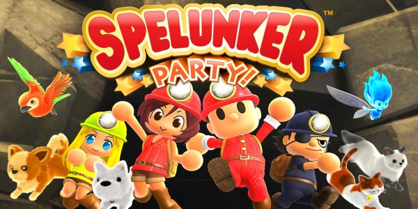 Spelunker Party!