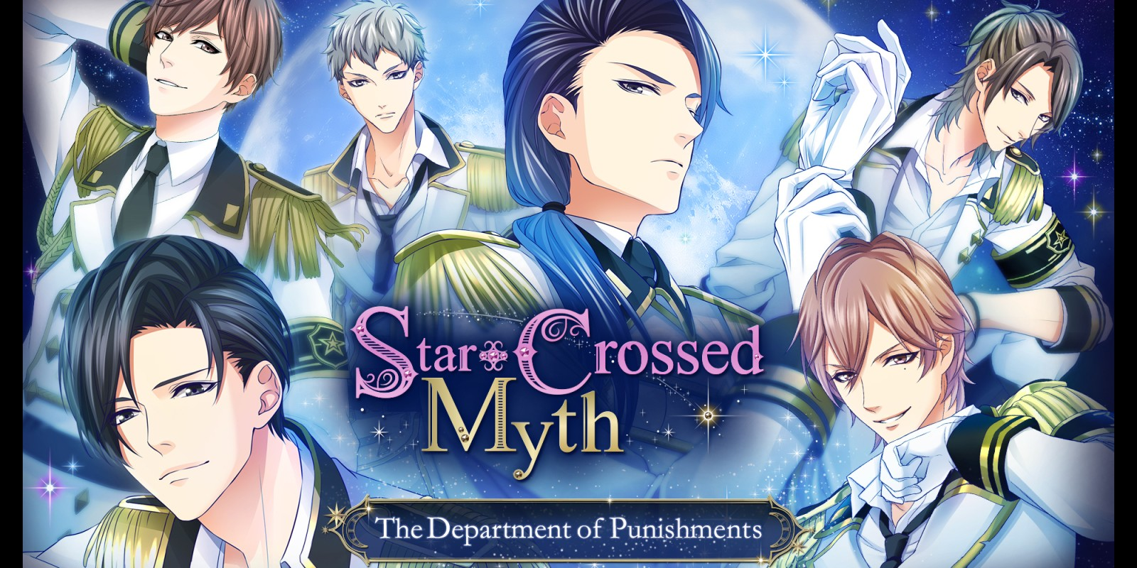 Star-Crossed Myth - The Department of Punishments -
