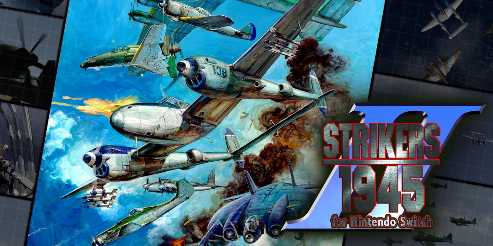 STRIKERS 1945 II for Nintendo Switch