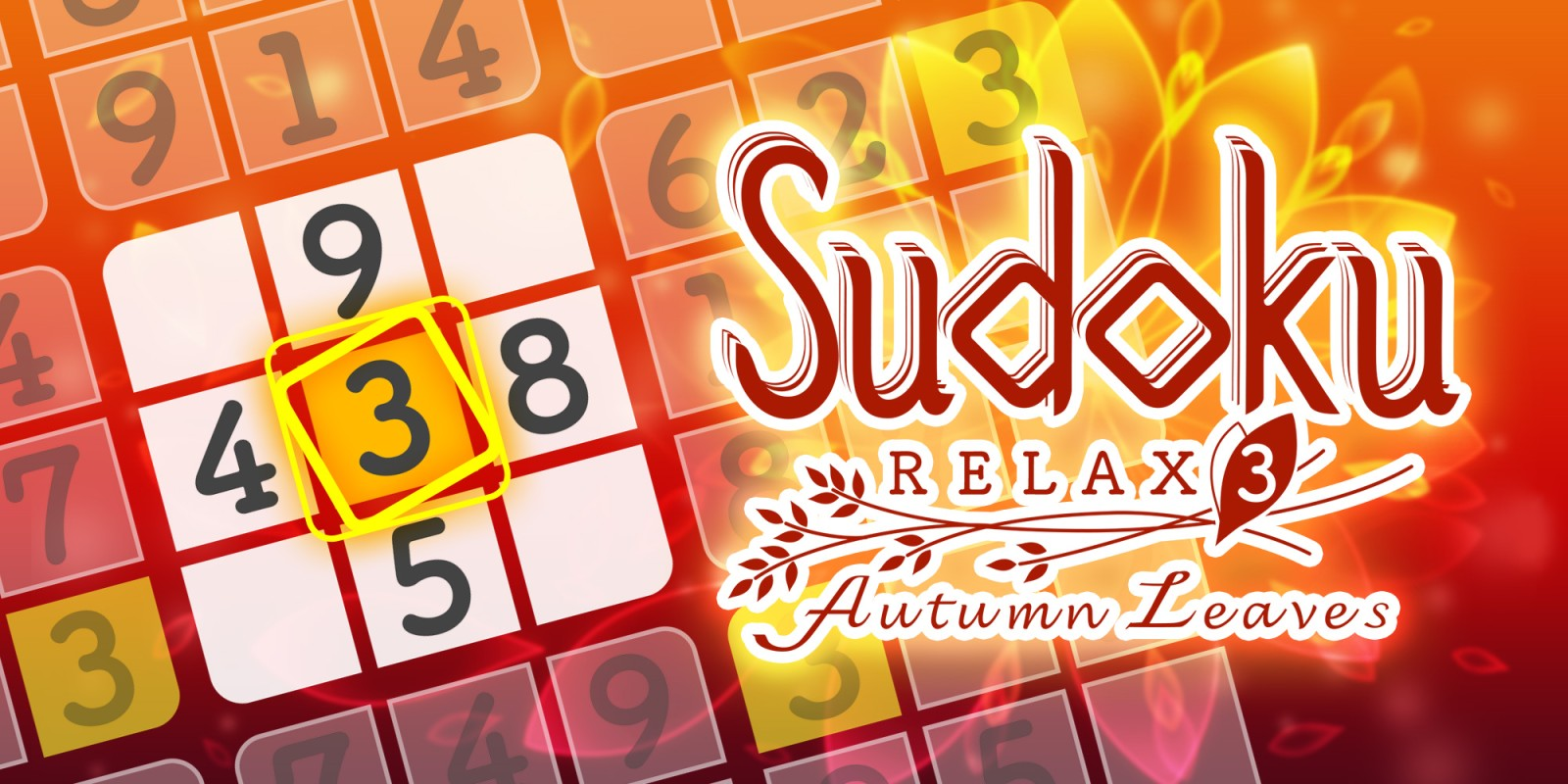 Sudoku Relax 3 Autumn Leaves
