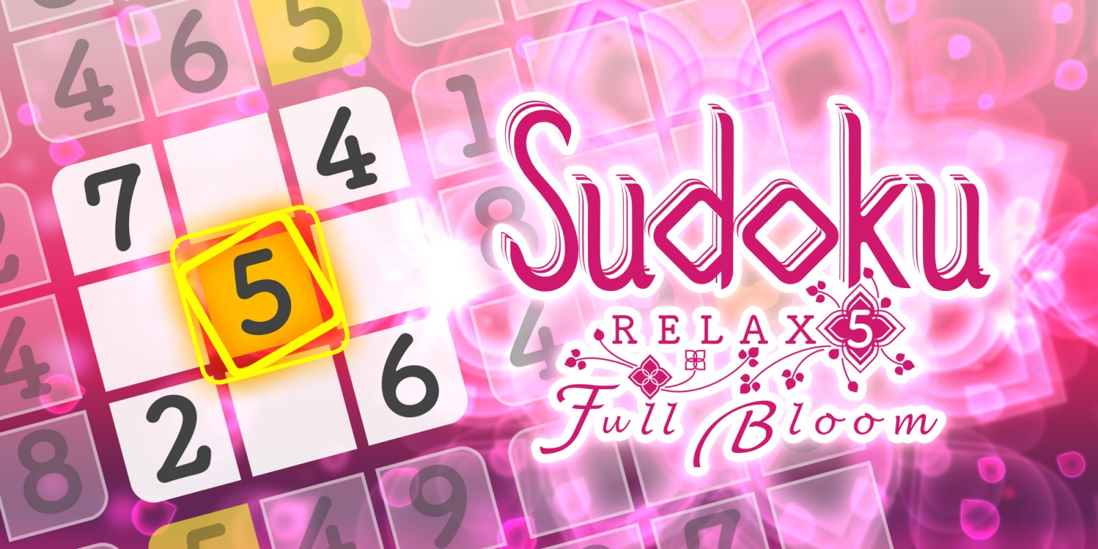 Sudoku Relax 5 Full Bloom