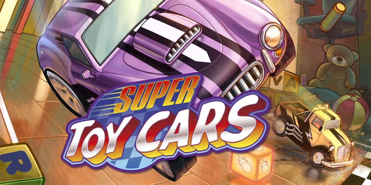 Super Toy Cars Jeux Tlcharger Sur Nintendo Switch