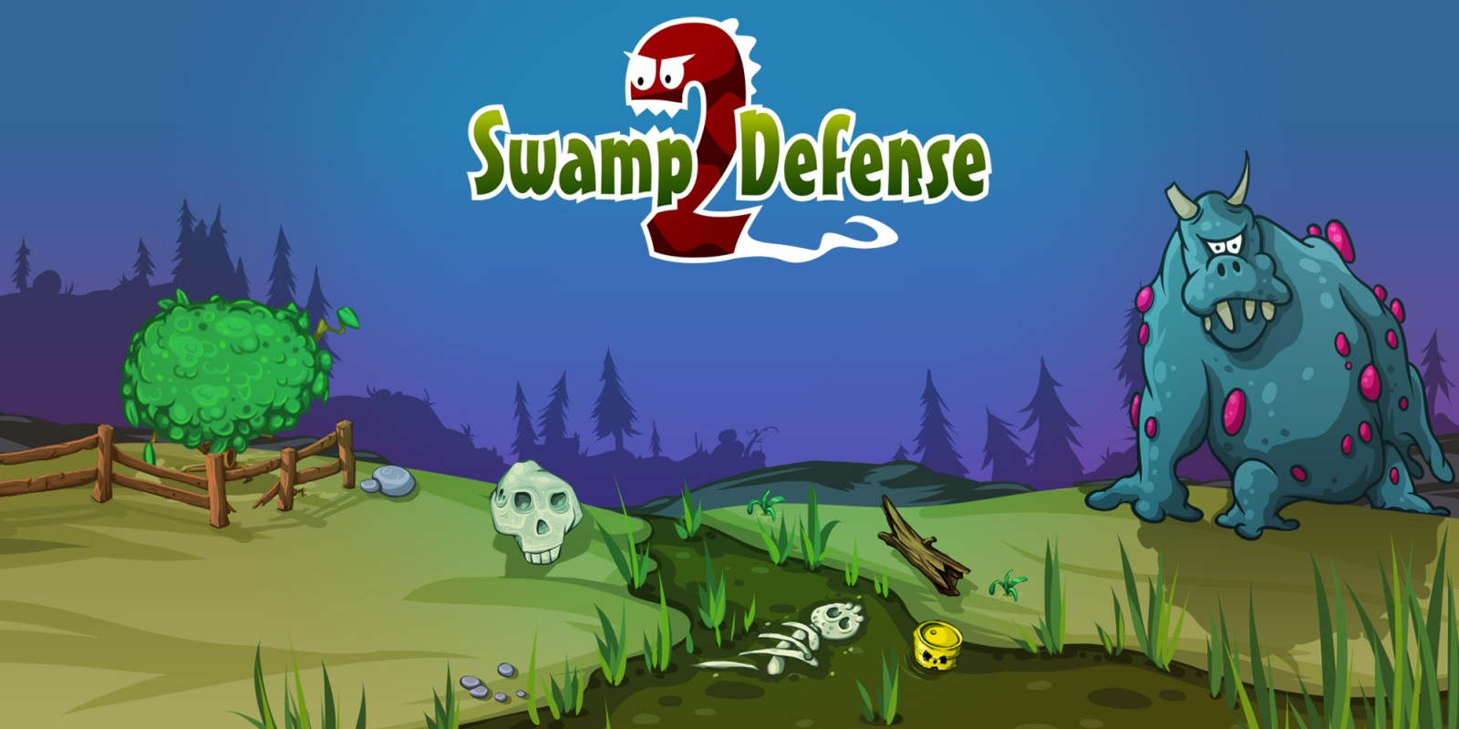Swamp Defense 2