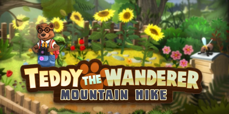 Teddy The Wanderer: Mountain Hike