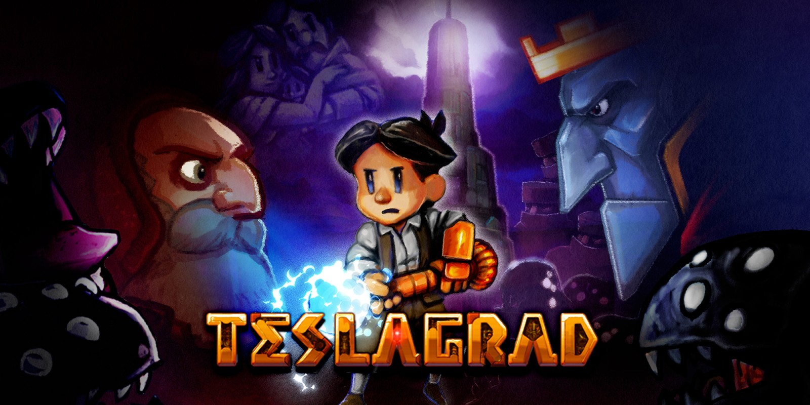 Teslagrad hack version