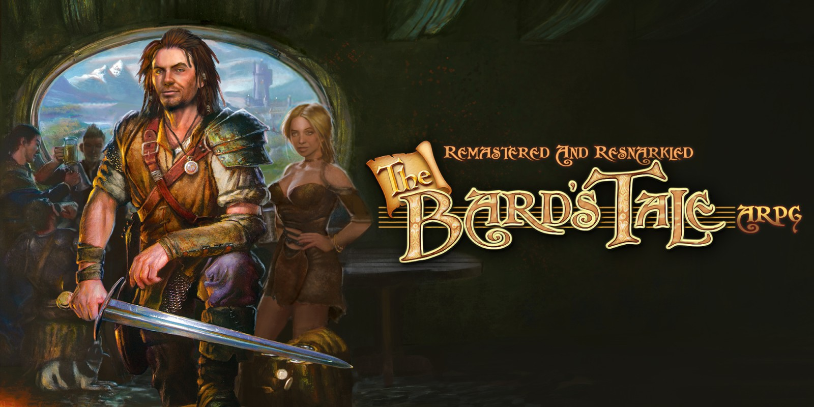 The Bard's Tale ARPG: Remastered and Resnarkled