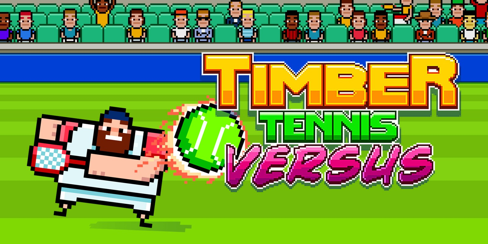Timber Tennis: Versus