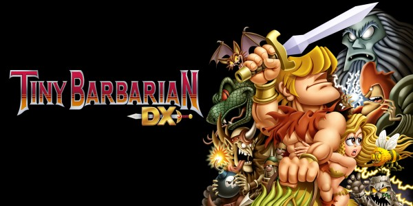 Tiny Barbarian DX