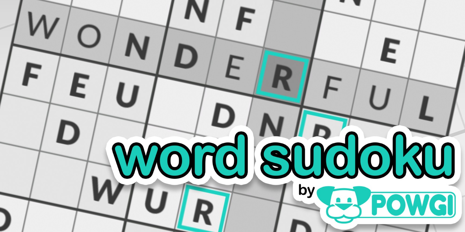 Word Sudoku by POWGI