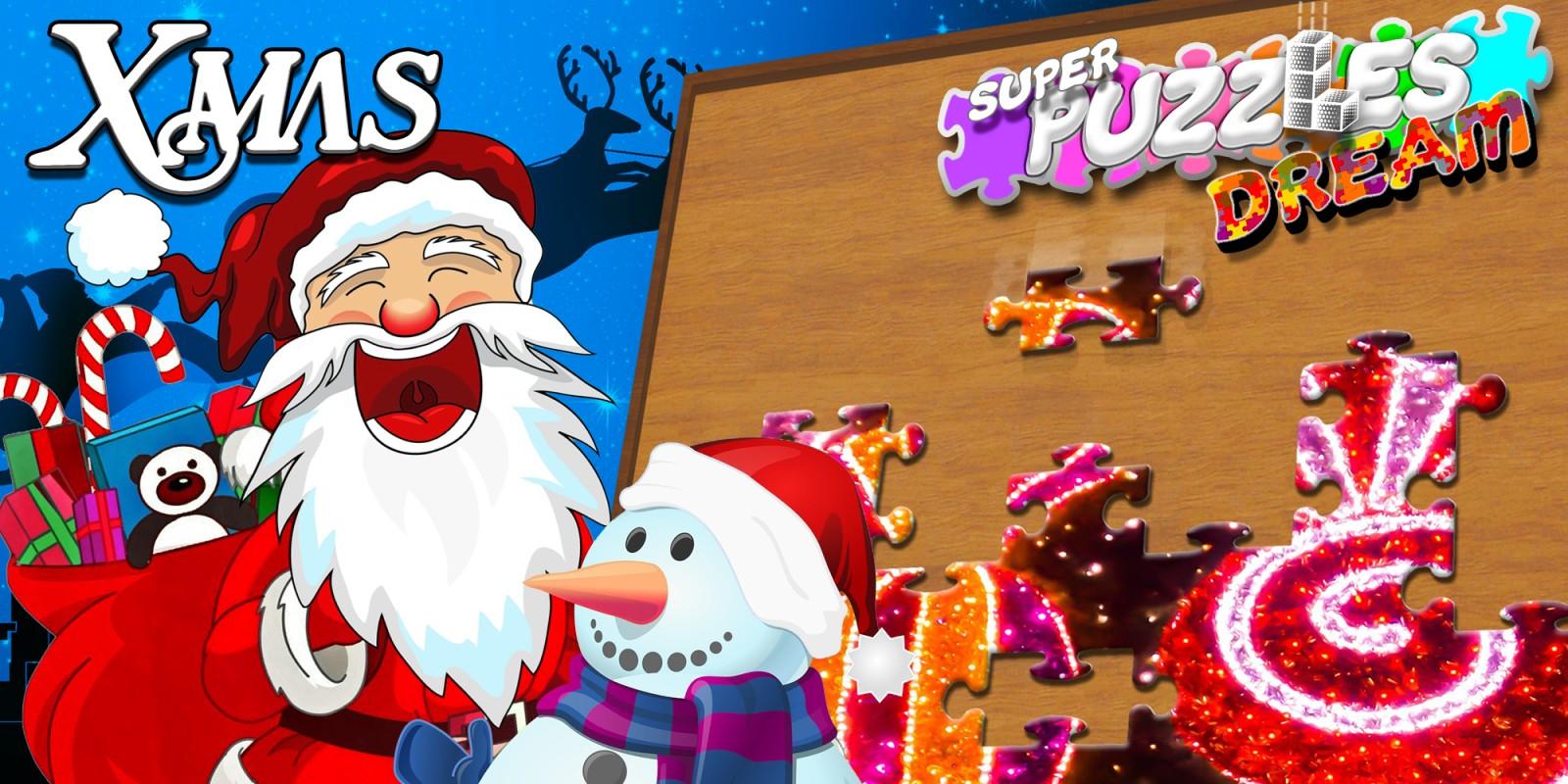 #Xmas, Super Puzzles Dream
