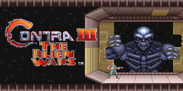 Contra III The Alien Wars