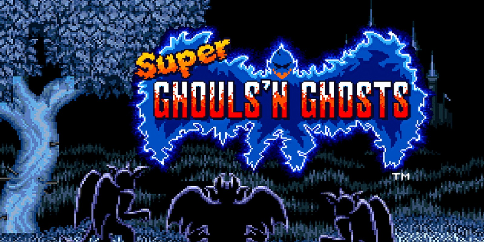 Super Ghouls'n Ghosts™