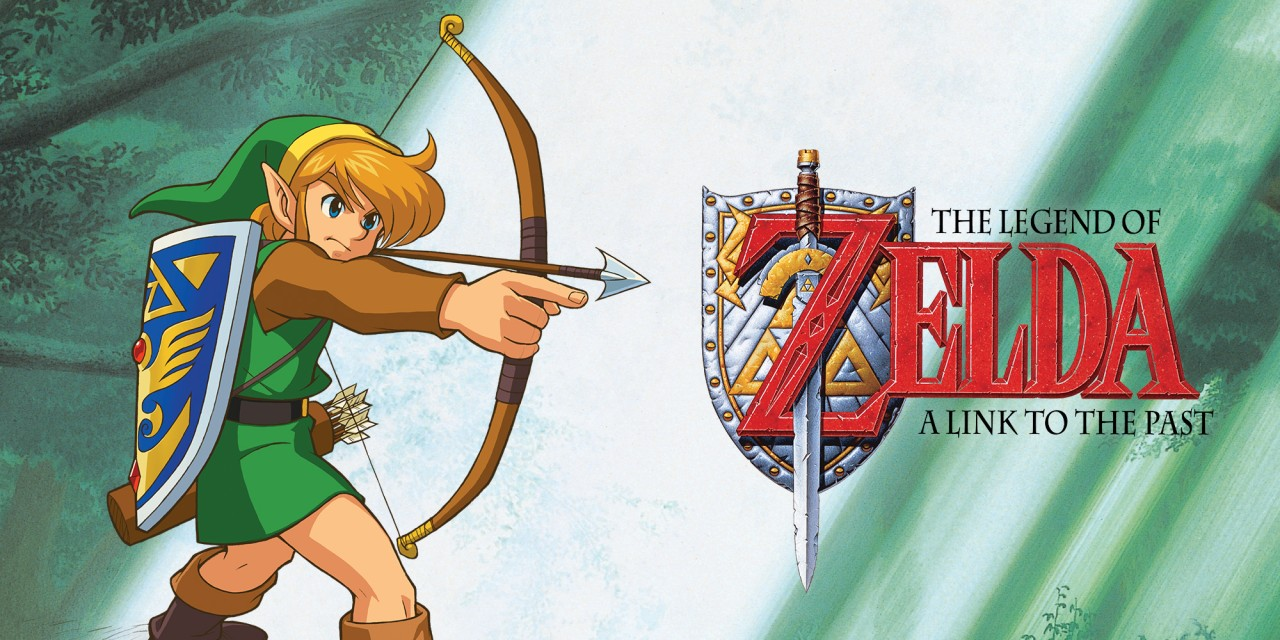 The legend of zelda a link to the past super nintendo for Achat maison zelda