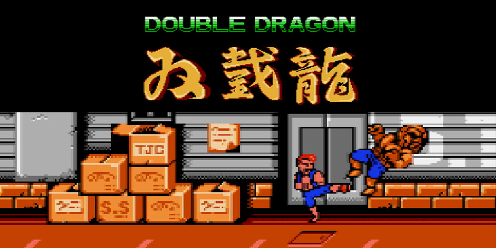 double dragon spiel