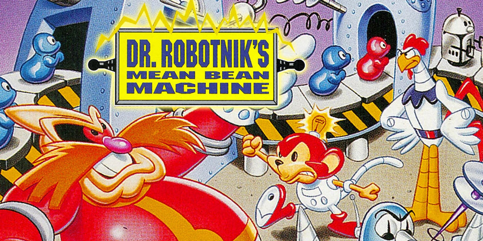 Dr. Robotnik's Mean Bean Machine™