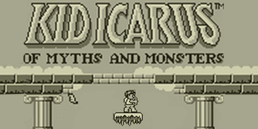 Kid Icarus of Myths and Monsters