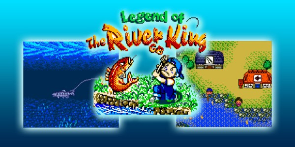 Legend of the River King™