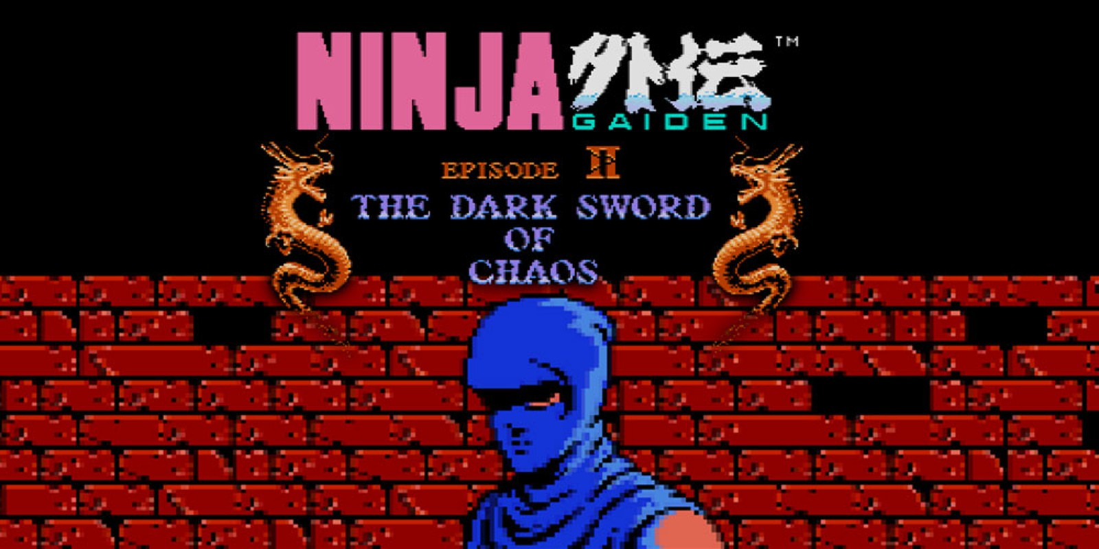 Ninja Gaiden II™: The Dark Sword of Chaos