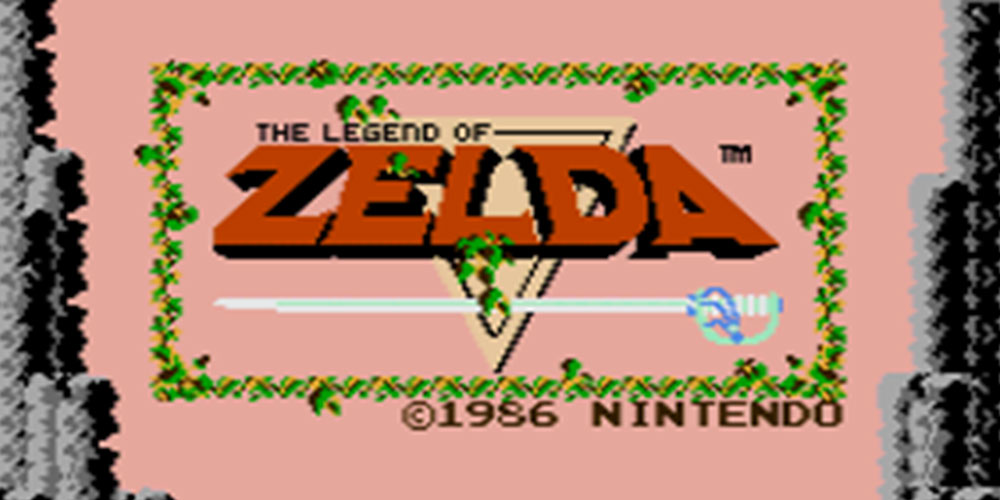 The legend of zelda nes jeux nintendo for Achat maison zelda