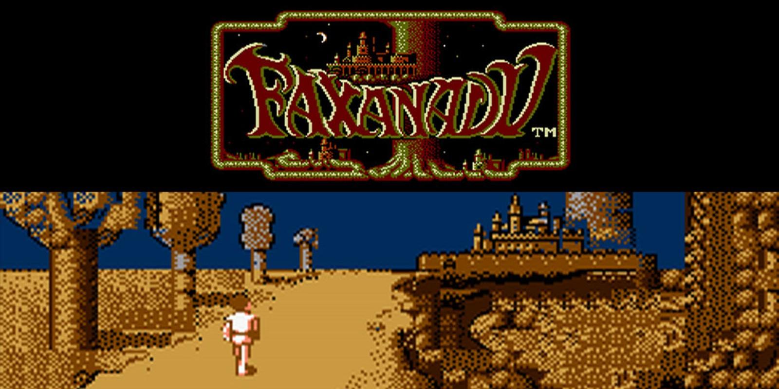jeux faxanadu