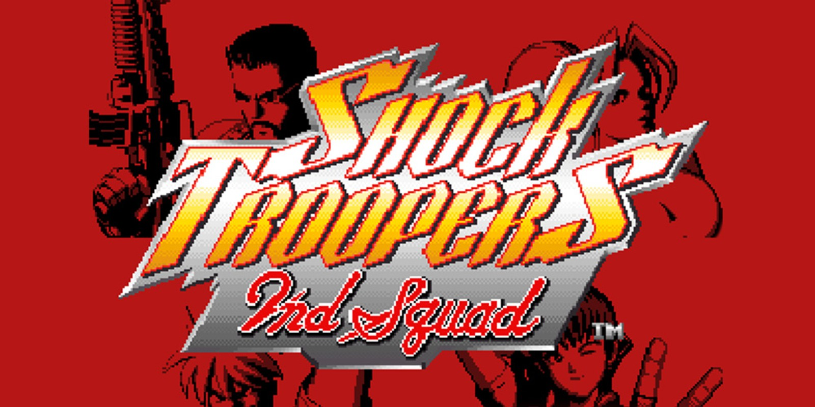 SHOCK TROOPERS 2ND SQUAD™
