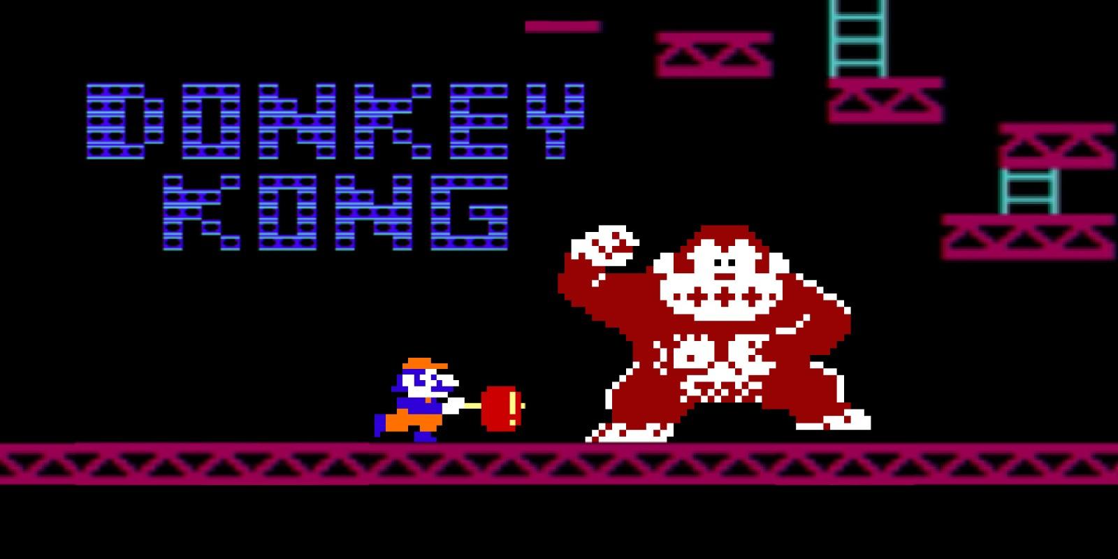 jumpman mario donkey kong