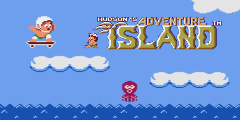 Jeux Island Adventure
