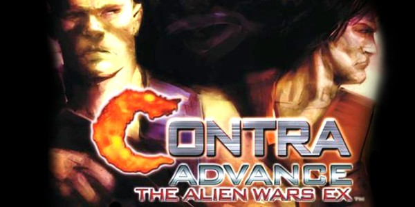 Contra Advance™ The Alien Wars Ex
