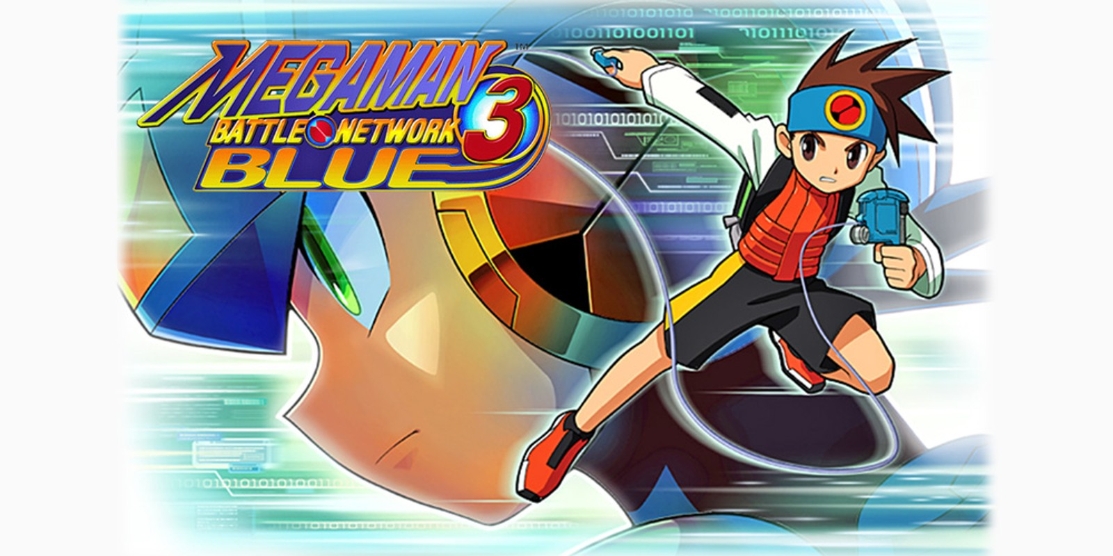 Mega Man Battle Network 3 Blue