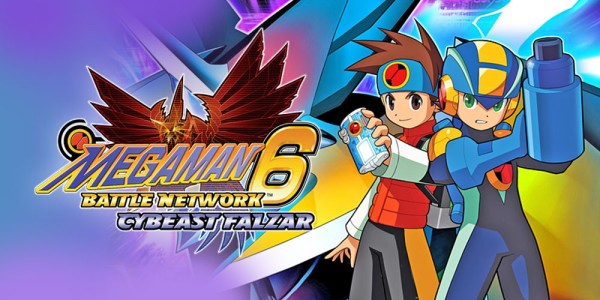 Mega Man Battle Network 6: Cybeast Falzar
