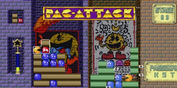 Pac-Attack™