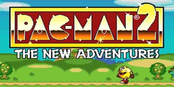 Pac-Man 2: The New Adventures™