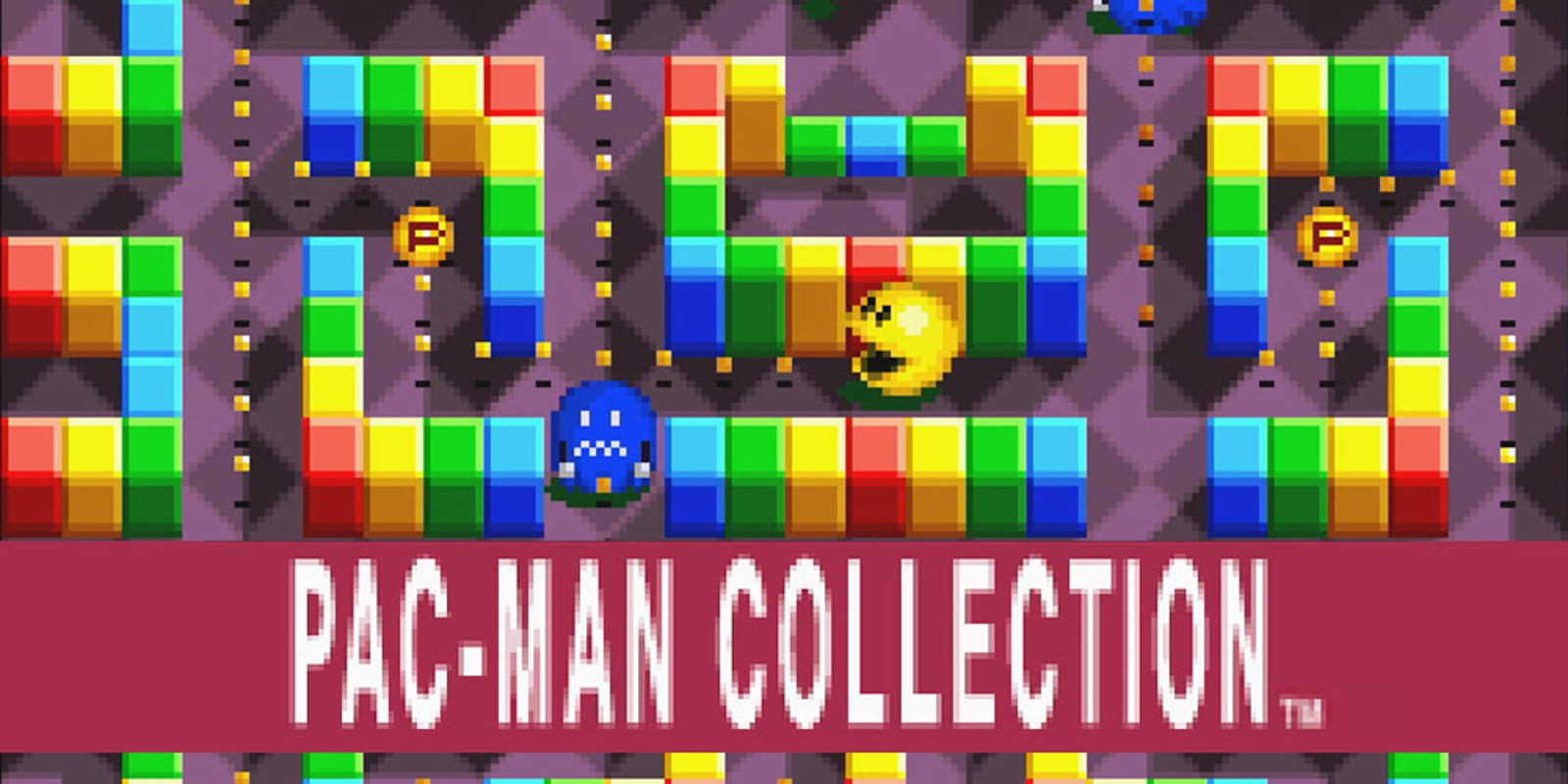 PAC-MAN COLLECTION™