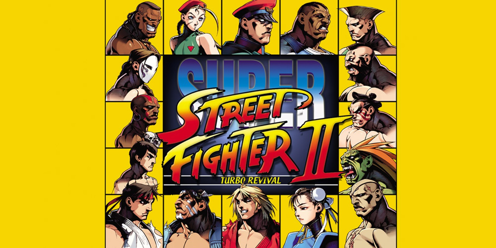 Super Street Fighter™ II Turbo Revival