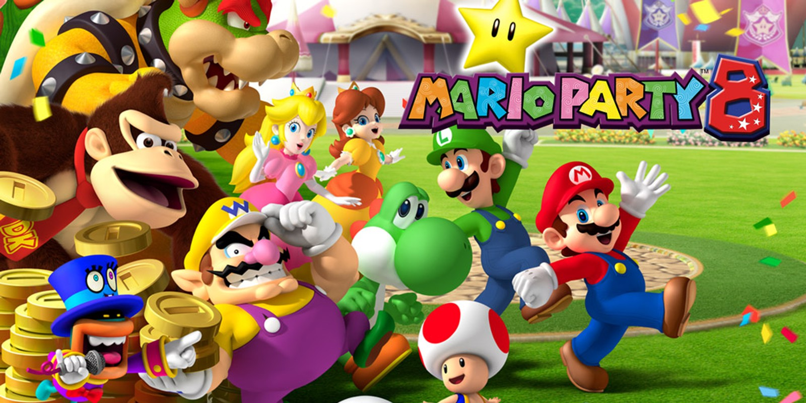 Mario Party 8 | Wii | Jeux | Nintendo