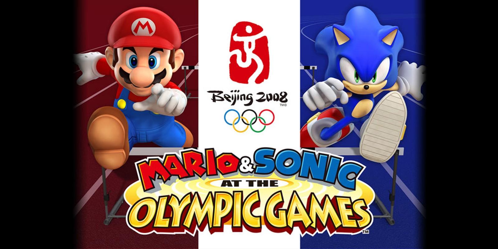 Mario Sonic Bei Den Olympischen Spielen Wii Spiele Nintendo