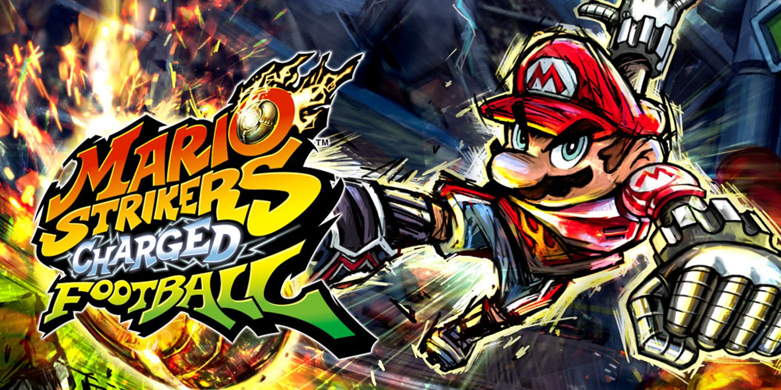 Mario Strikers Charged Football | Wii | Jeux | Nintendo