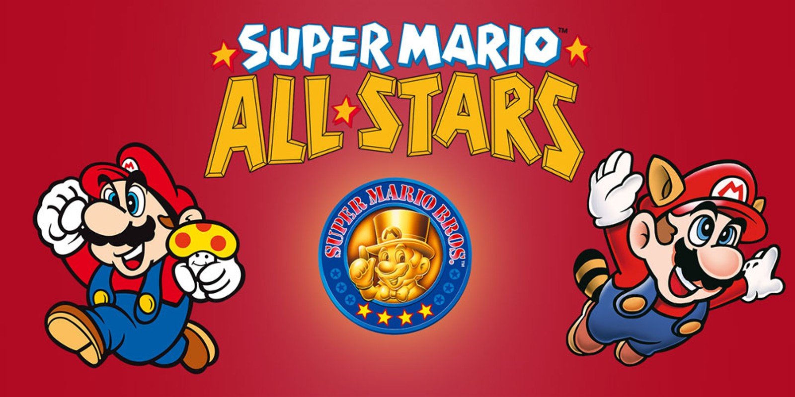 Super Mario All-Stars – 25th Anniversary Edition