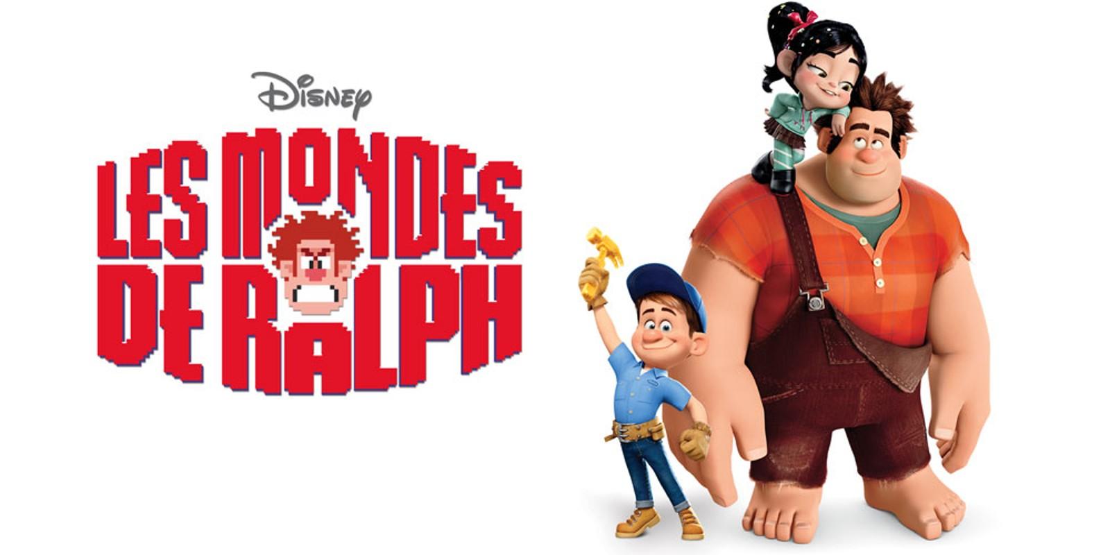 Disney les mondes de ralph wii jeux nintendo - Coloriage ralph la casse ...