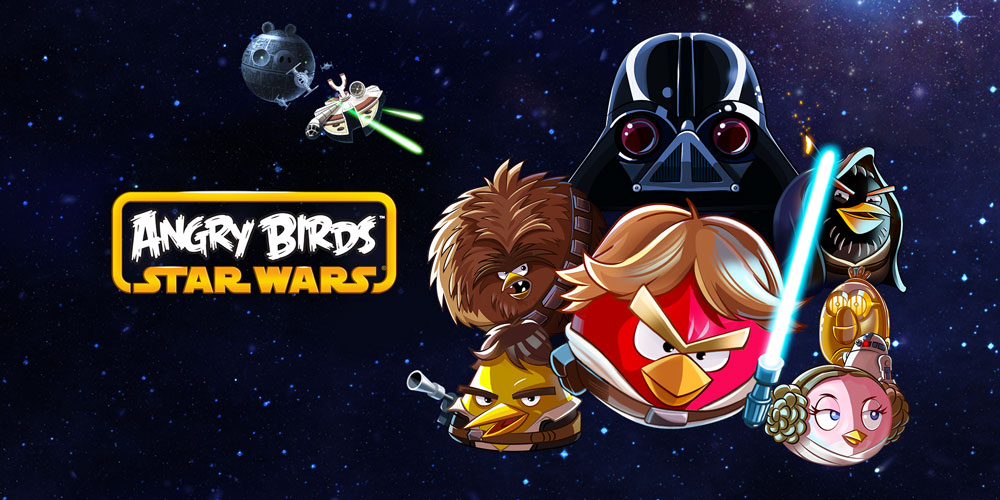 Angry birds star wars wii u jeux nintendo - Telecharger angry birds star wars gratuit ...