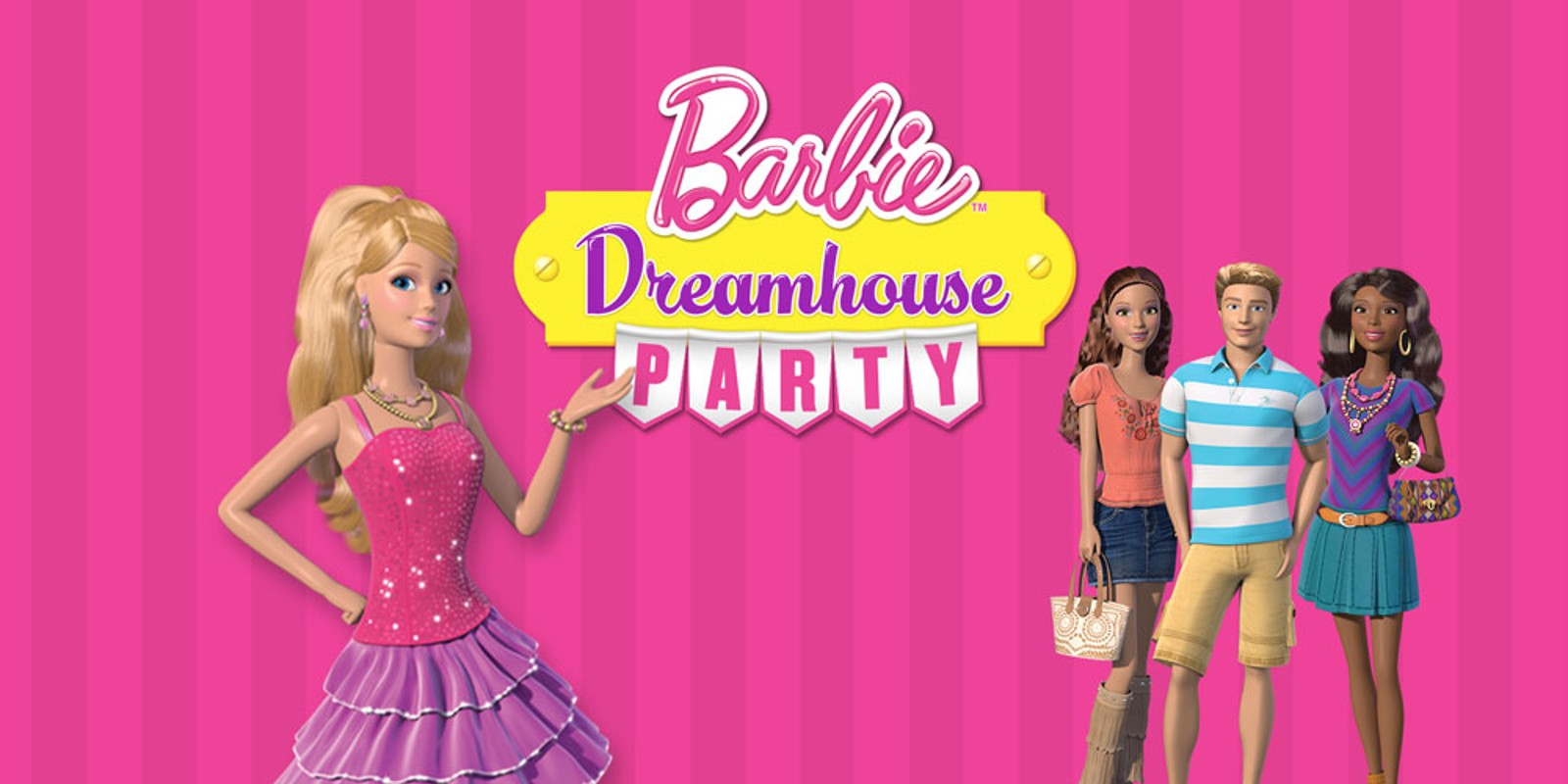 Barbie® Dreamhouse Party