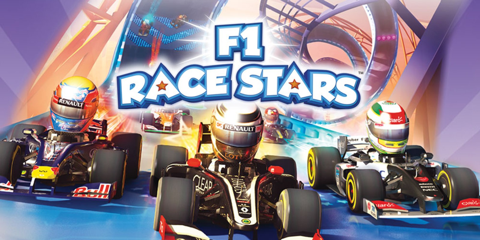 F1 RACE STARS™ POWERED UP EDITION