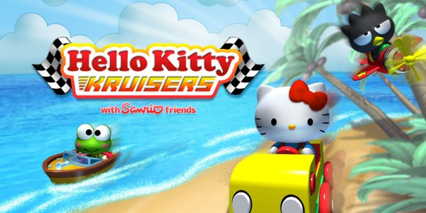 Hello Kitty Kruisers